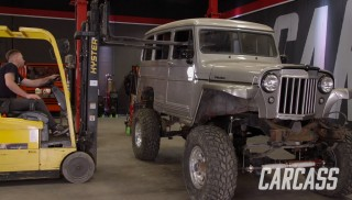 Willys Mud Truck