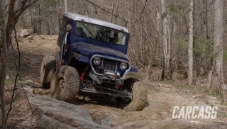 Can The Junk Mail Jeep Deliver On The Trails?