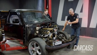 1989 OBS Chevy C1500 Gets a Track-Ready LS Heart Upgrade