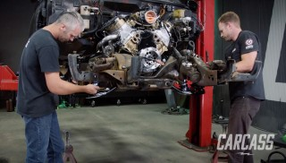 OBS Chevy C1500 Gets a Fabricated Custom Rear Suspension
