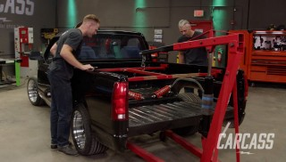 Our '89 OBS Chevy Sports Truck Gets a Custom Oval Track Rear Suspension