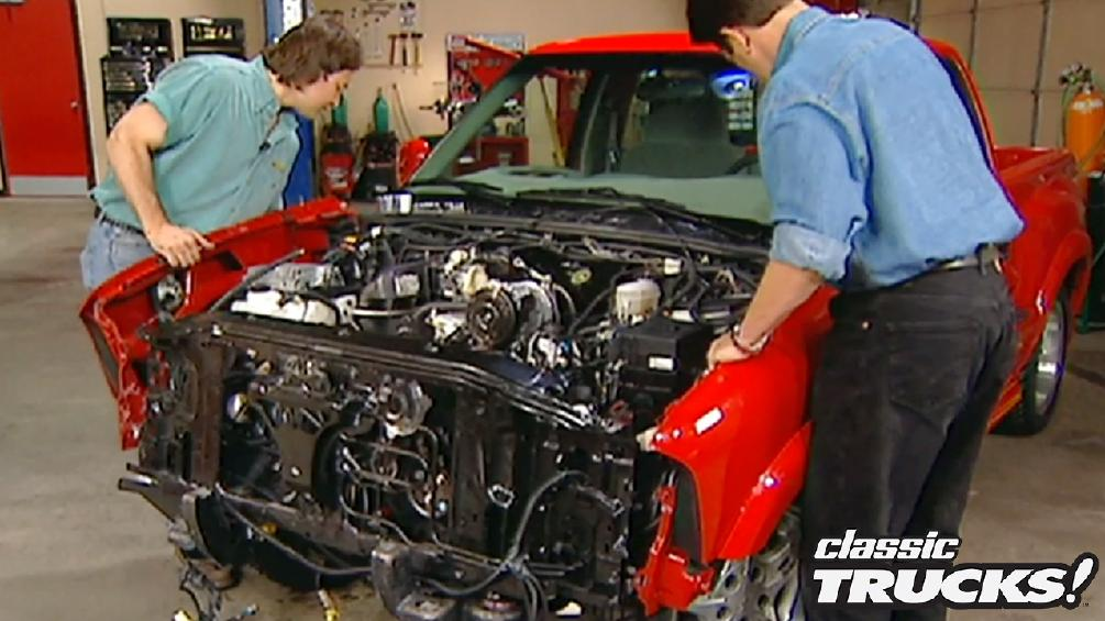 Chevy S10 Gets An LT1 Powerplant