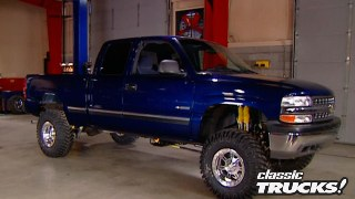 Raising a 1999 Chevy Silverado With a 6 inch Lift Kit