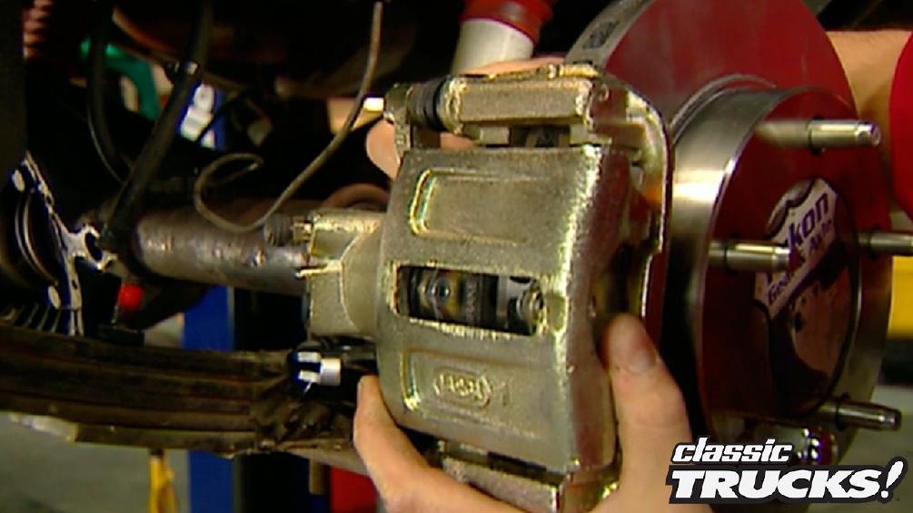 Trailboss Axle Upgrade