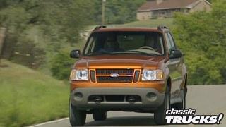 CJ-7/Sport Trac/Driveshaft