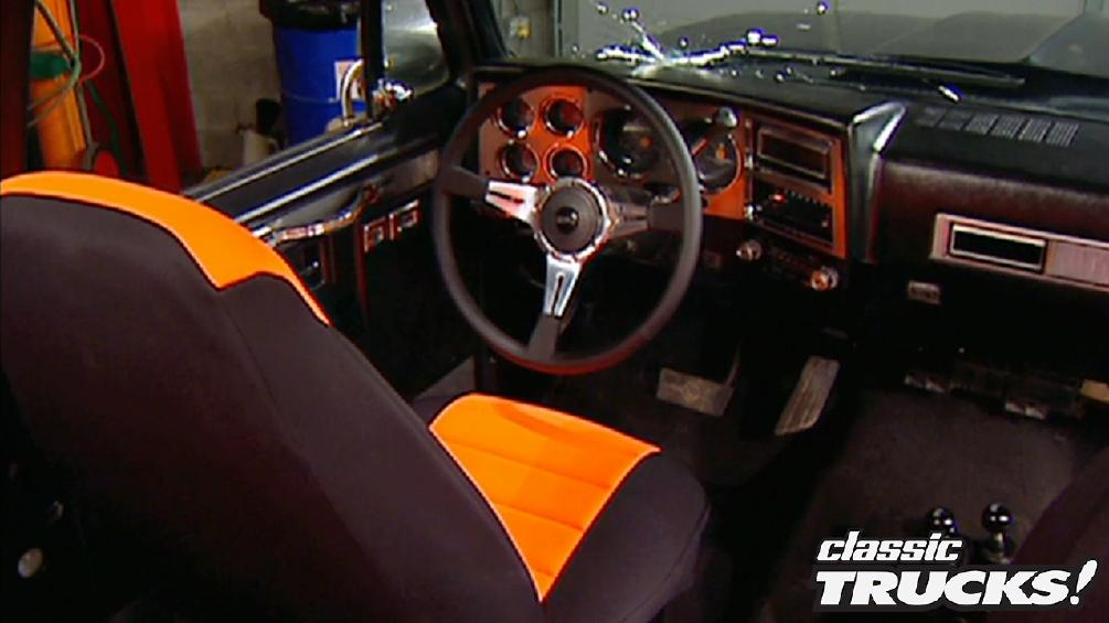 Blazer Interior/Soft Top/15 GMC