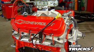 Project Copperhead: 1967 Chevy C10 Engine Part 3