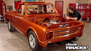 Project Copperhead: 1967 Chevy C10 Recap Part 7