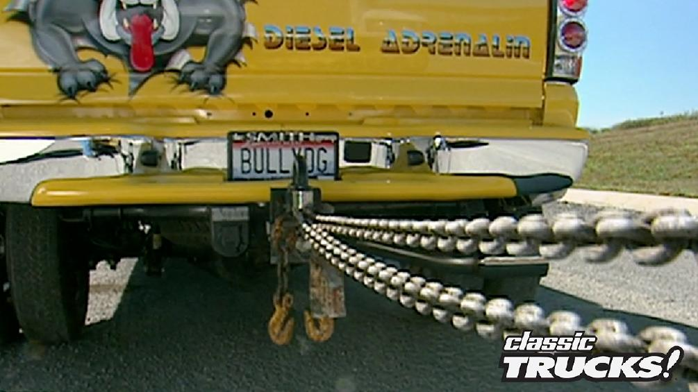 Bully Dog Tow Pack