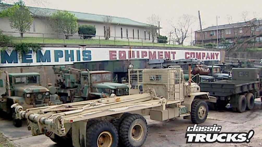 Memphis Equipment