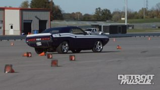 1970 Challenger Project Ultraviolet Payoff