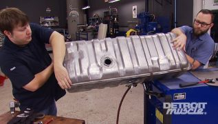 Fuel System & Exhaust Upgrades For An 1,100 HP '72 Mercury Marquis
