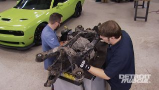 Making a  2010 Dodge Challenger SRT8 Outperform a 2015 Challenger Hellcat