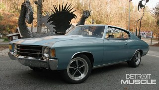 Barn Find Chevelle Payoff