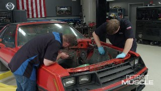 1981 Cobra Gets Engine Bay Restored