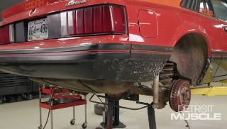 Foxbody Cobra Suspension Overhaul