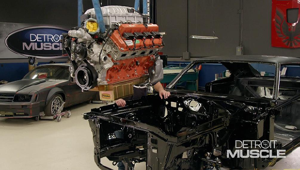1969 Dodge Charger Gets a Hellcat Drivetrain