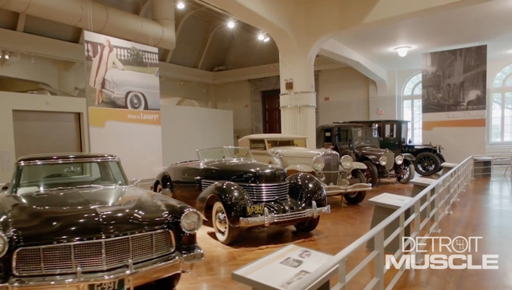 Detroit Muscle Gets a History Lesson at the Henry Ford Museum