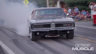 1969 Dodge Charger Hellcat Heads to Mopar Nationals