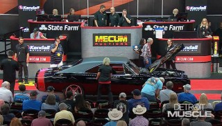 '69 Charger Hellcat Goes to Mecum