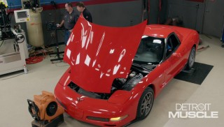 Increasing the Fun Factor of a C5 Z06