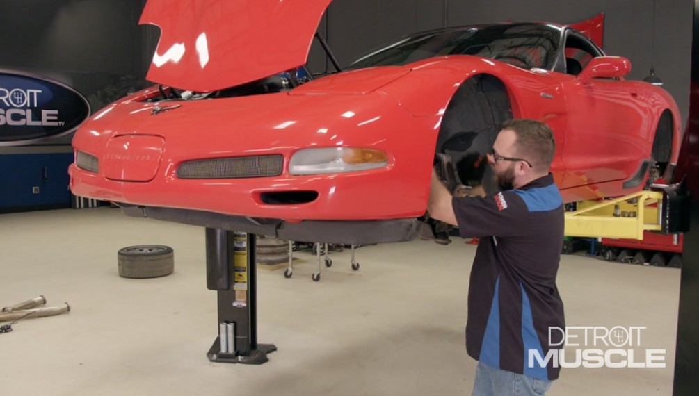 Adding Stop and Go to a C5 Corvette Z06