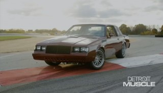 Style and Speed: Rebuilt Buick Regal Gbody Unleases on the Street