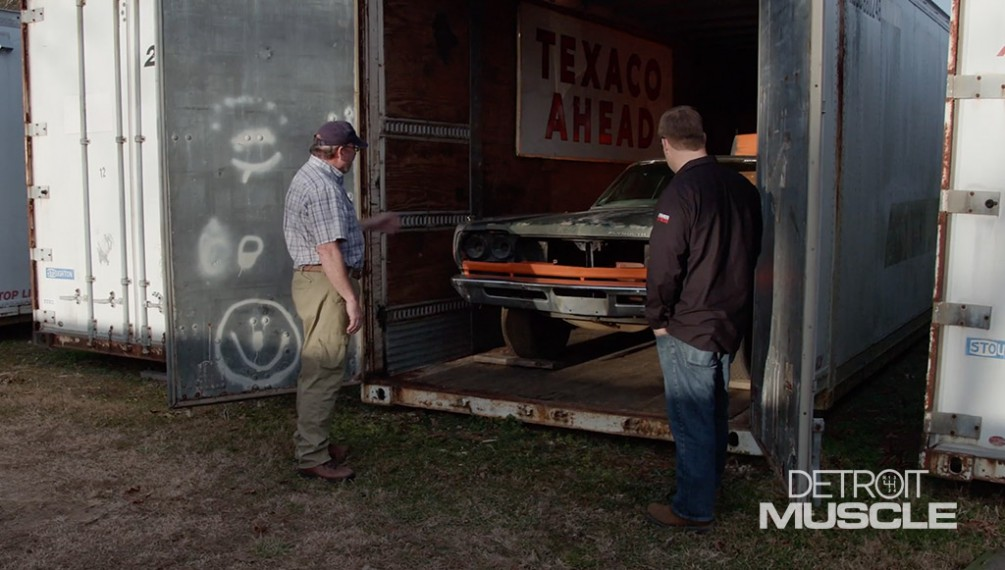 Scouring A Salvage Yard For The Perfect Project: A '69 Plymouth Road Runner
