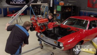 AMC Javelin Horsepower