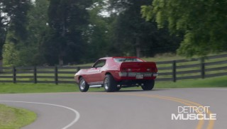 Turn The Volume Up For The AMC Javelin's New Set Of Side Pipes