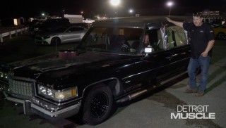 Overtaker! It's a Hearse Full Build Resurrection
