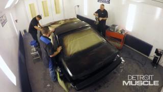 Aprenda a hacer un trabajo de pintura de pátina rústica en su vehículo