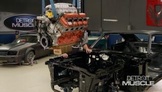 El Dodge Charger de 1969 recibe un tren de potencia Hellcat