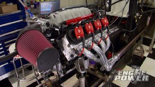 Iron Animal Part 1: Building a 408 Stroker : Engine Power
