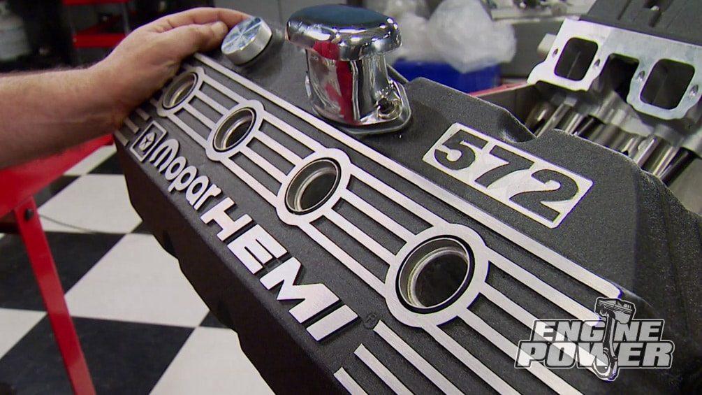 Happy Birthday Hemi : Engine Power