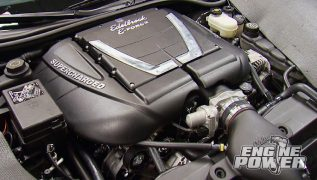 PowerStop Z06: Supercharged