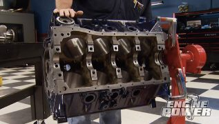 Maxing Out a Ford 460 to 557 Cubic Inches