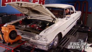 Galaxie Teardown