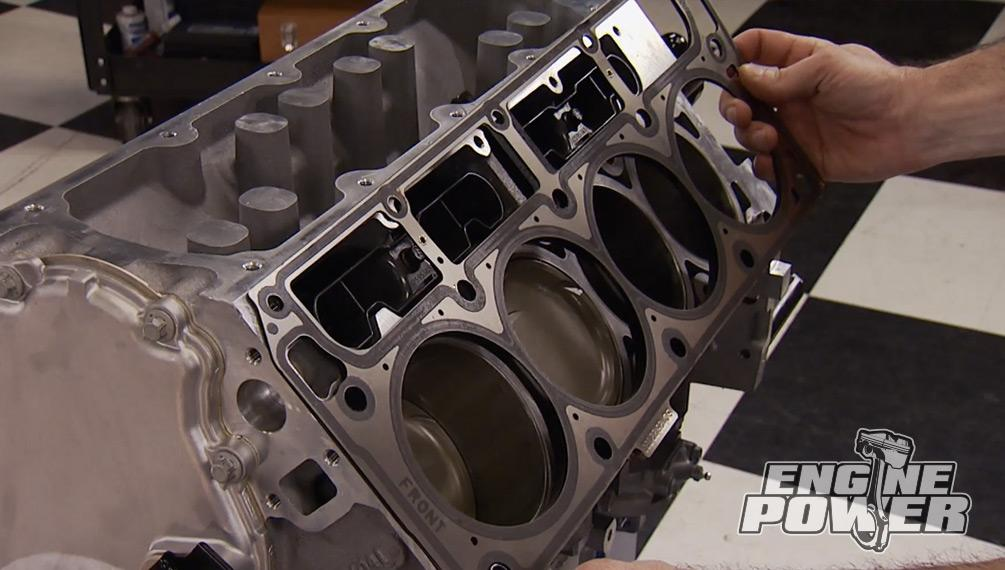 Cadillac LSA 427 Stroker Part 2 : Engine Power