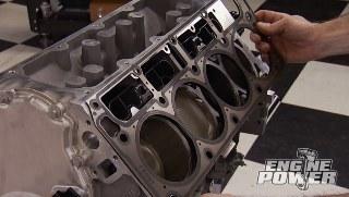 Cadillac LSA 427 Stroker Part 2