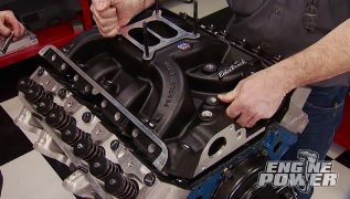 Ford's 390FE Engine Gets Attention