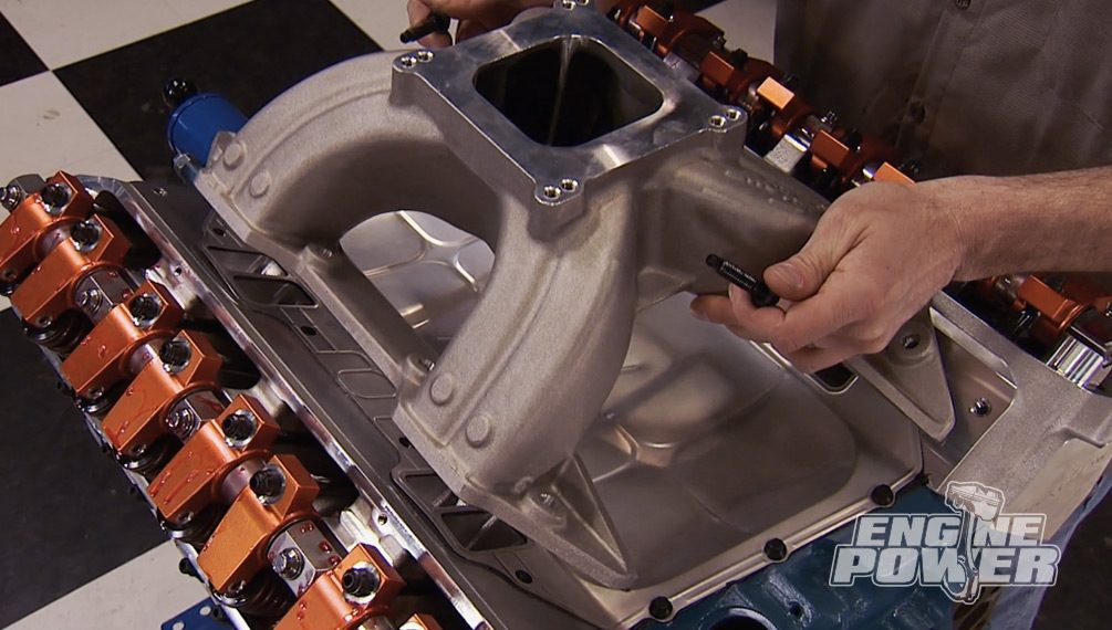 Mopar Magic : Engine Power
