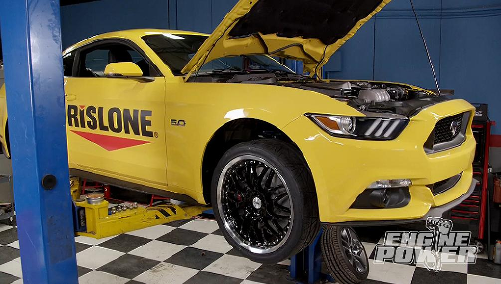 Rislone Mustang Sweepstakes Ride Part 1