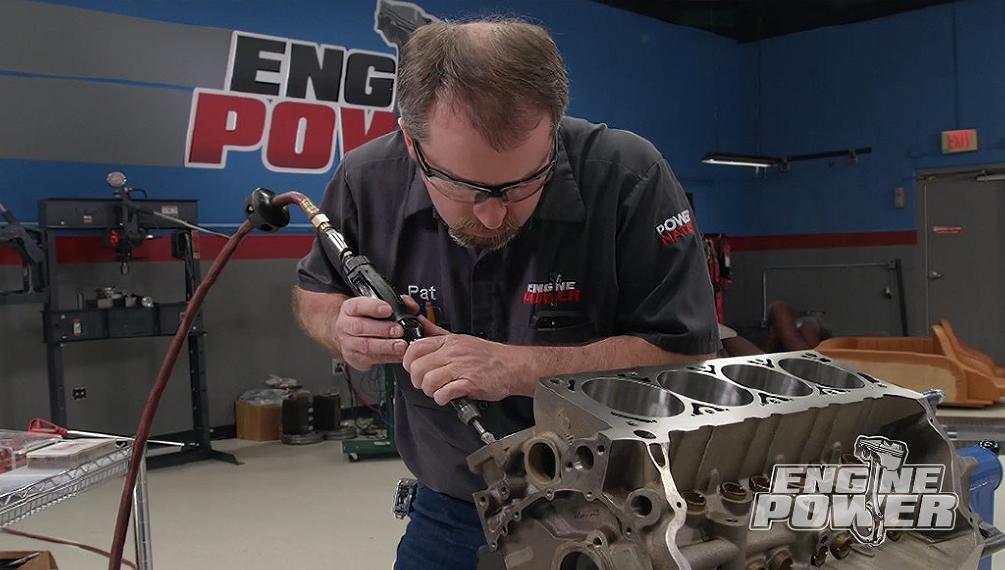 LQ4 Affordable Engine Test Bed