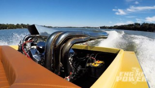 Launching a 680HP Big Block Chevy Jet Boat