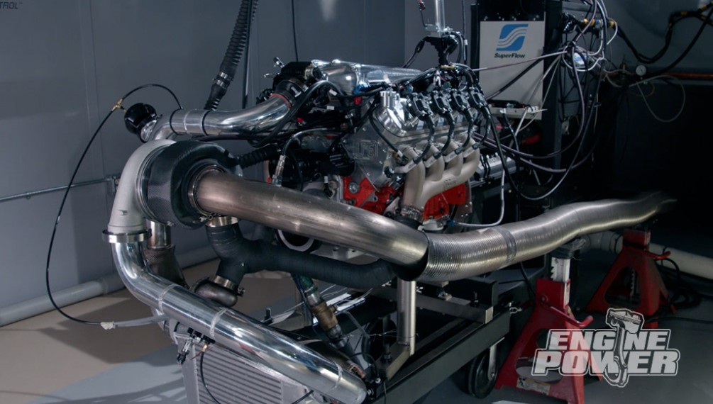 Turbo Tech Making 1200+ Horsepower