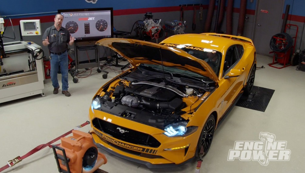 ProCharged Mustang
