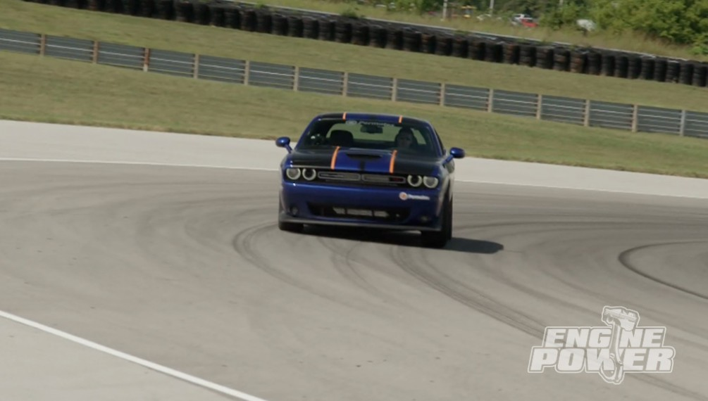 Permatex Challenger: Track Time