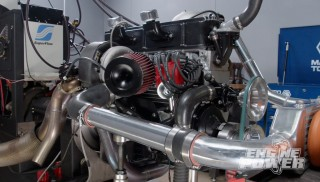 Boosting a Chevy 292 Inline Straight-Six