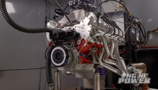 427 cubic inches of Naturally Aspirated HP for Javelin Trans Am Tribute Build
